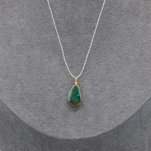 Collier Chrysocolle - 4
