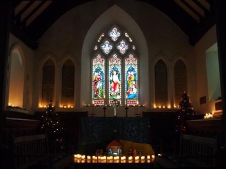 St. Tudno's Carols by Candlelight