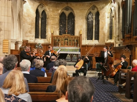 Cologne Chamber Orchestra at Holy Trinity