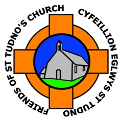 Friends of St. Tudno's Church logo