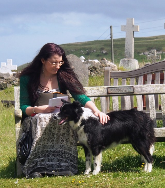 Dogs are welcome at St. Tudno's Church