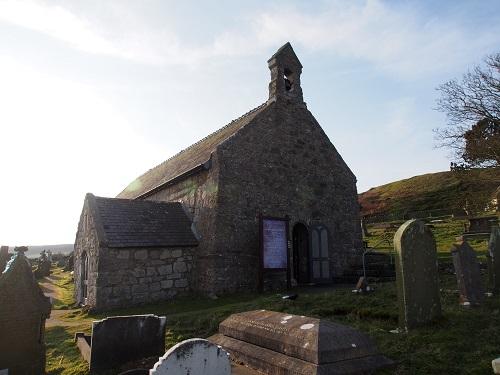 St. Tudno's Church from the NE