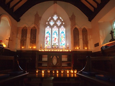 Compline by Candlelight