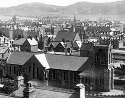 St. George's Church circa 1890.