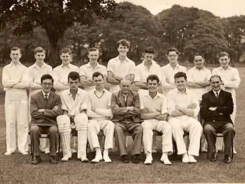 Cricket XI 1957