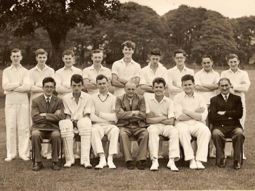 Cricket XI 1957
