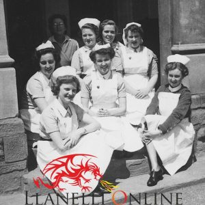 Glangwili promotes the midwife