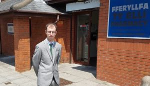 Llanelli councillor's worries over Ty Elli surgery