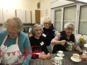Bryn WI tea party tackles loneliness
