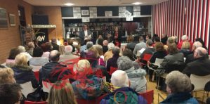 Llanelli AM and MP host public meeting on Ash Grove surgery