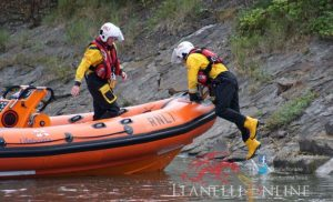 RNLI called out following reports of possible 'missing' dog owner