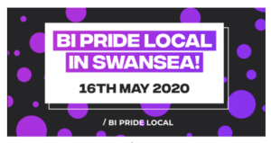 Swansea welcomes first Bi Pride event