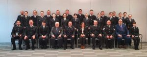 PC recruits get unique start to policing careers during COVID-19 pandemic
