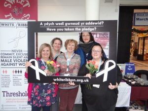 How you can support this year's White Ribbon campaign