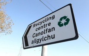 Record year for Wales' recycling as 64% target exceeded