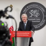 Wales' updated covid control plan to be published