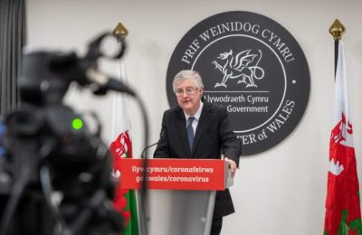 Welsh Government to strengthen legislation to ensure workplaces and shops are safer
