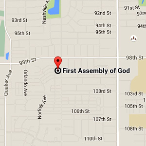 First Assembly of God Lubbock