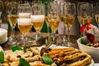 Brindamos para darle la bienvenida al nuevo año en Club Social Llao Llao