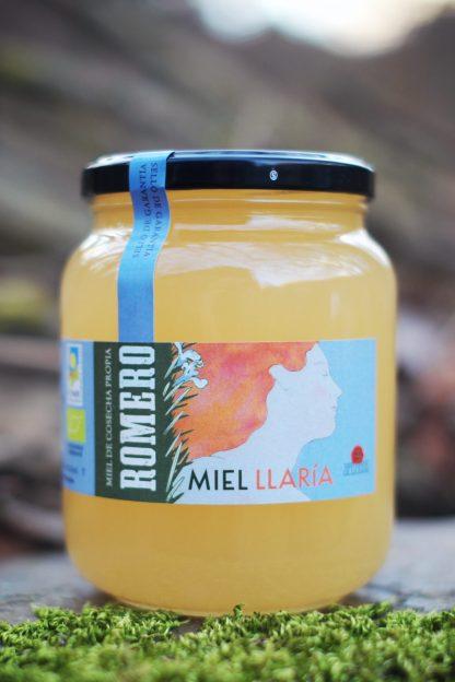 miel ecologica de romero