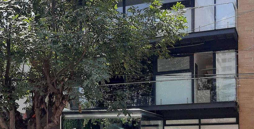 Departamento CDMX Fachada-Boston-109