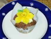 Sticky Date Cupcake