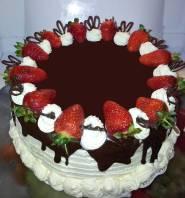 Strawberry Cream Delight 1