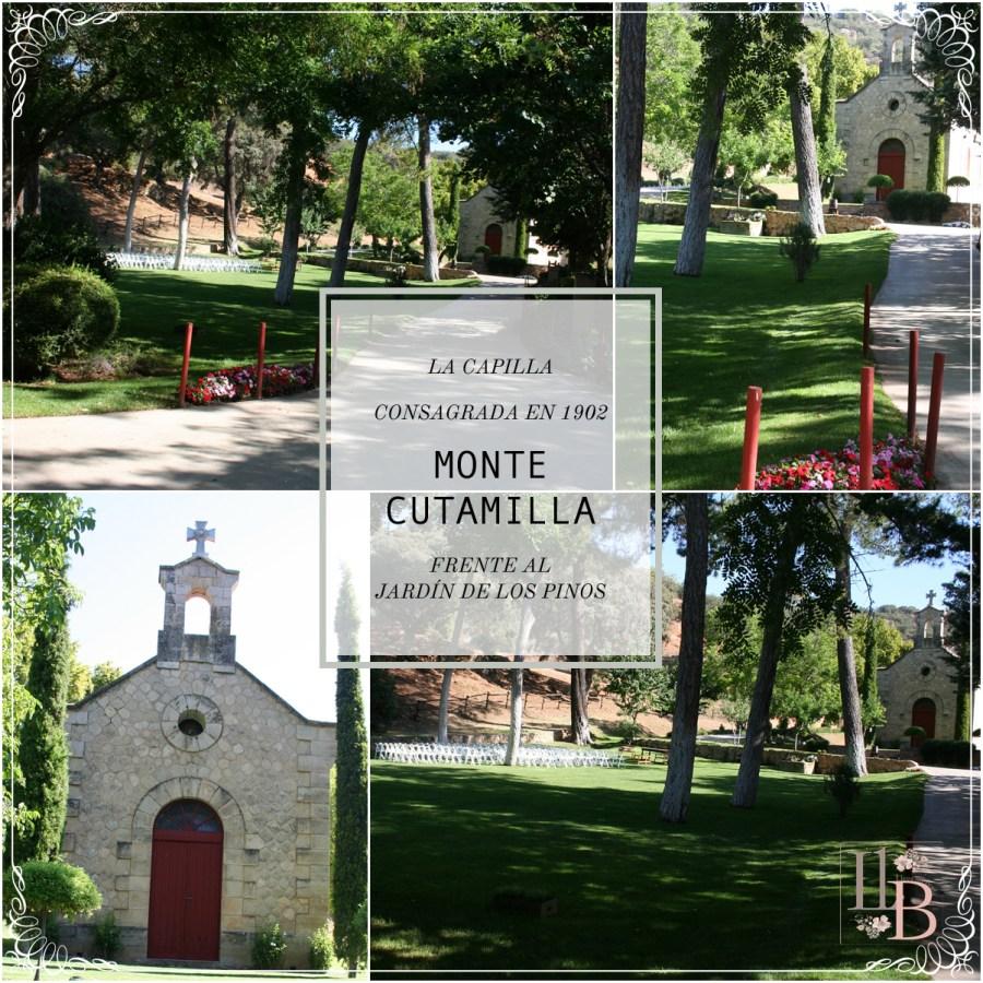 La Capilla - Finca Monte Cutamilla