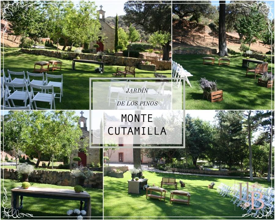 Jardín de los Pinos - Finca Monte Cutamilla