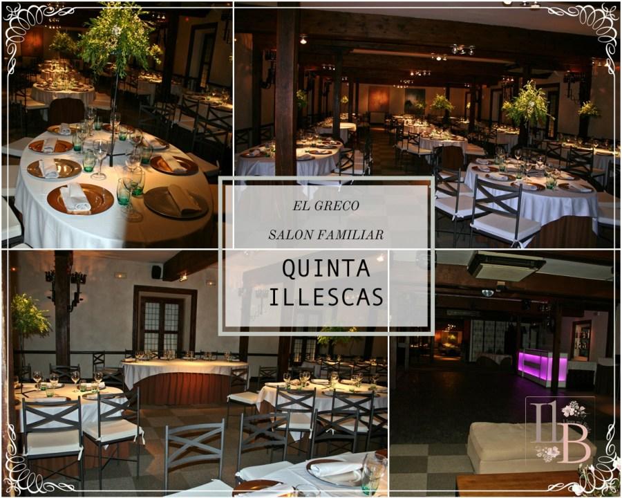 La Quinta de Illescas 6 - Salón El Greco
