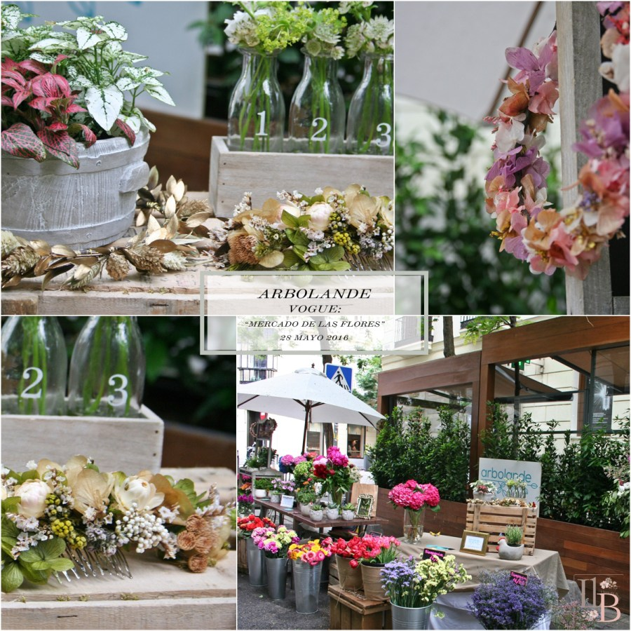 Mercado de las Flores de Vogue: Arbolande
