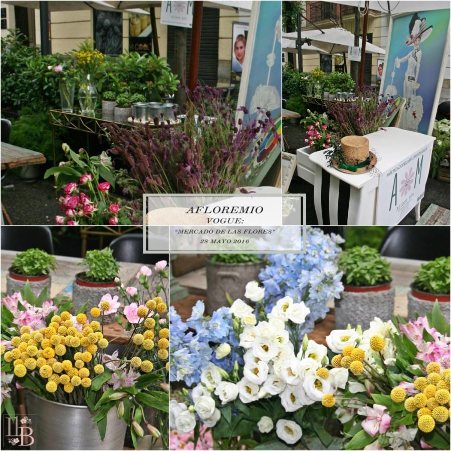 Mercado de las Flores de Vogue: Afloremio