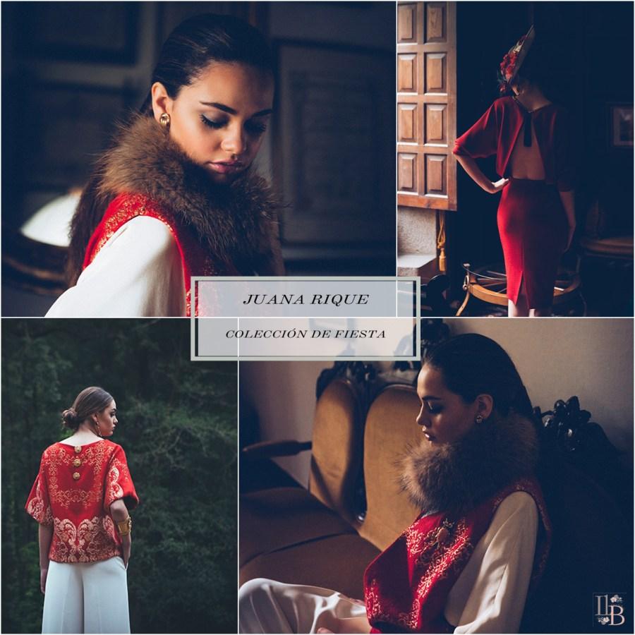 Juana Rique: Nueva colección de Fiesta y Novias. Post en Llega mi Boda