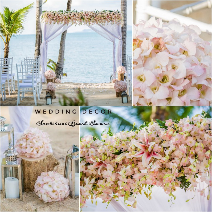 Santiburi Beach Samui. Tailandia romántica: Viaje Wedding Planner. Post en Llega mi Boda. Viaje luna miel a Tailandia, Destination Wedding a Tailandia. Boda en Tailandia.
