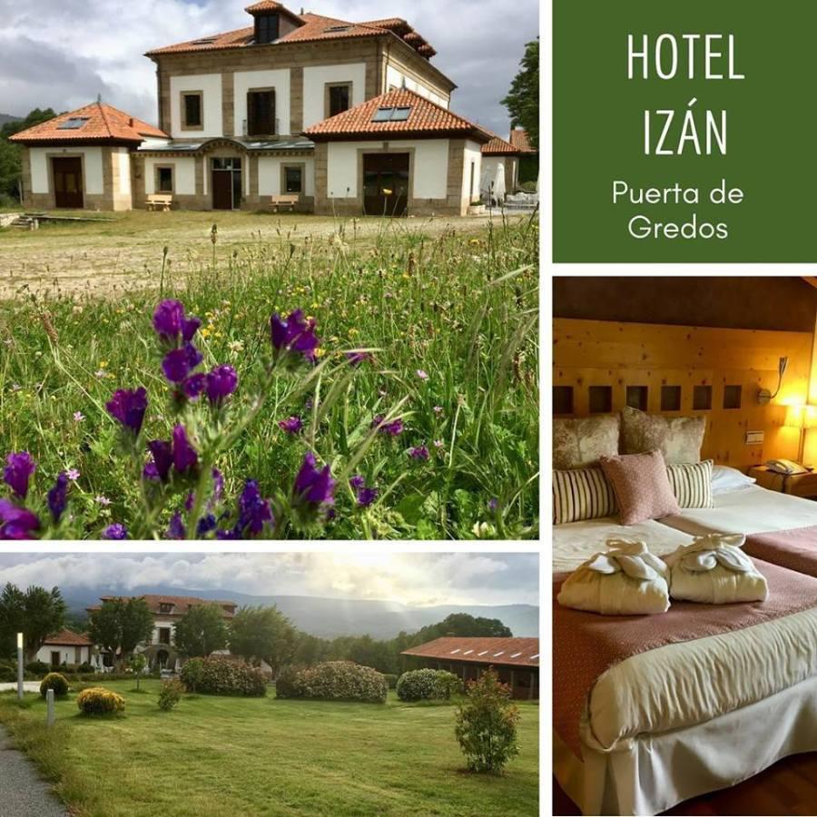 Hotel Izán Puerta de Gredos. Post en LLega mi Boda blog.