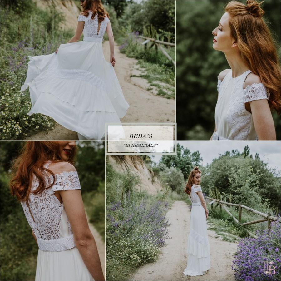 """Nueva colección de BEBA´S """"Ephemerals"""". Post en Llega mi boda"""