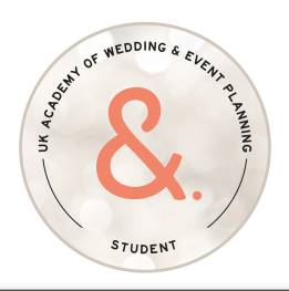 Student of the UK Academy of Wedding&Event Planning
