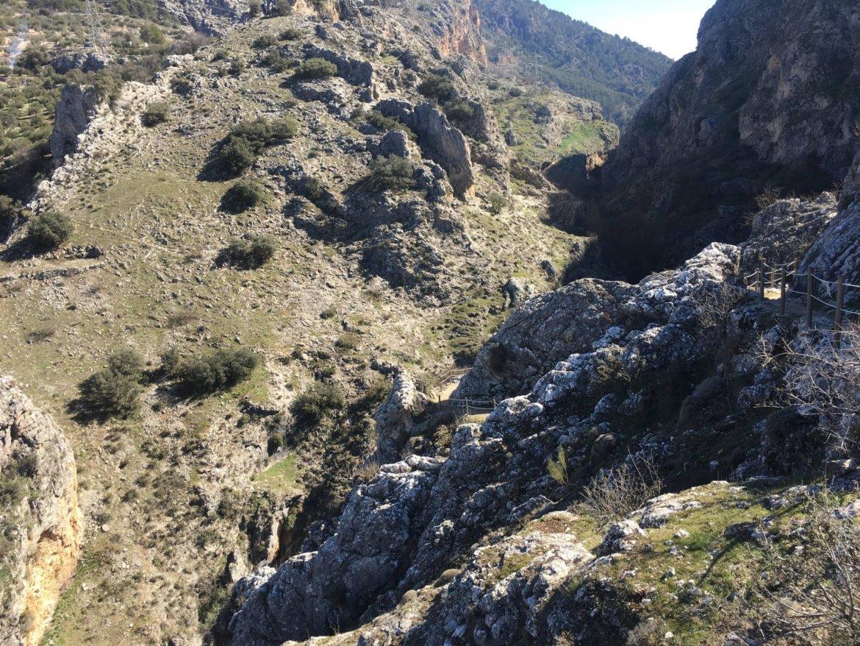 Ruta El Gollizno - Moclin - 06