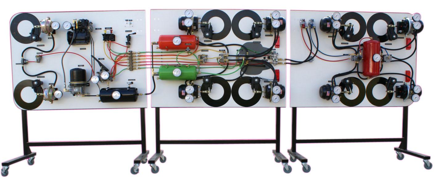 Air Brake System Training Systems