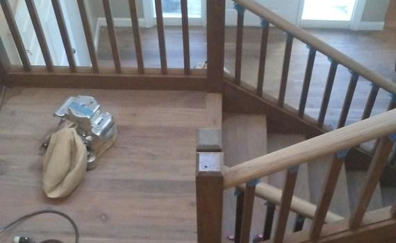 walnut floor