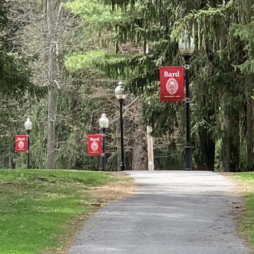 Path at Bard