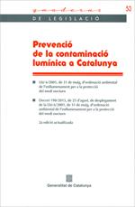 contaminacio lumínica
