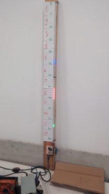 Arduino Rellotge Lineal.