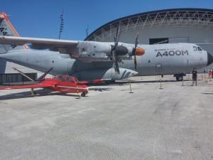 Visita Aeroscopia a Toulouse.