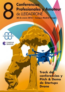 llimargas.cat - 8 conferencias Lleidadrone