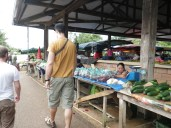 The market in Cacao