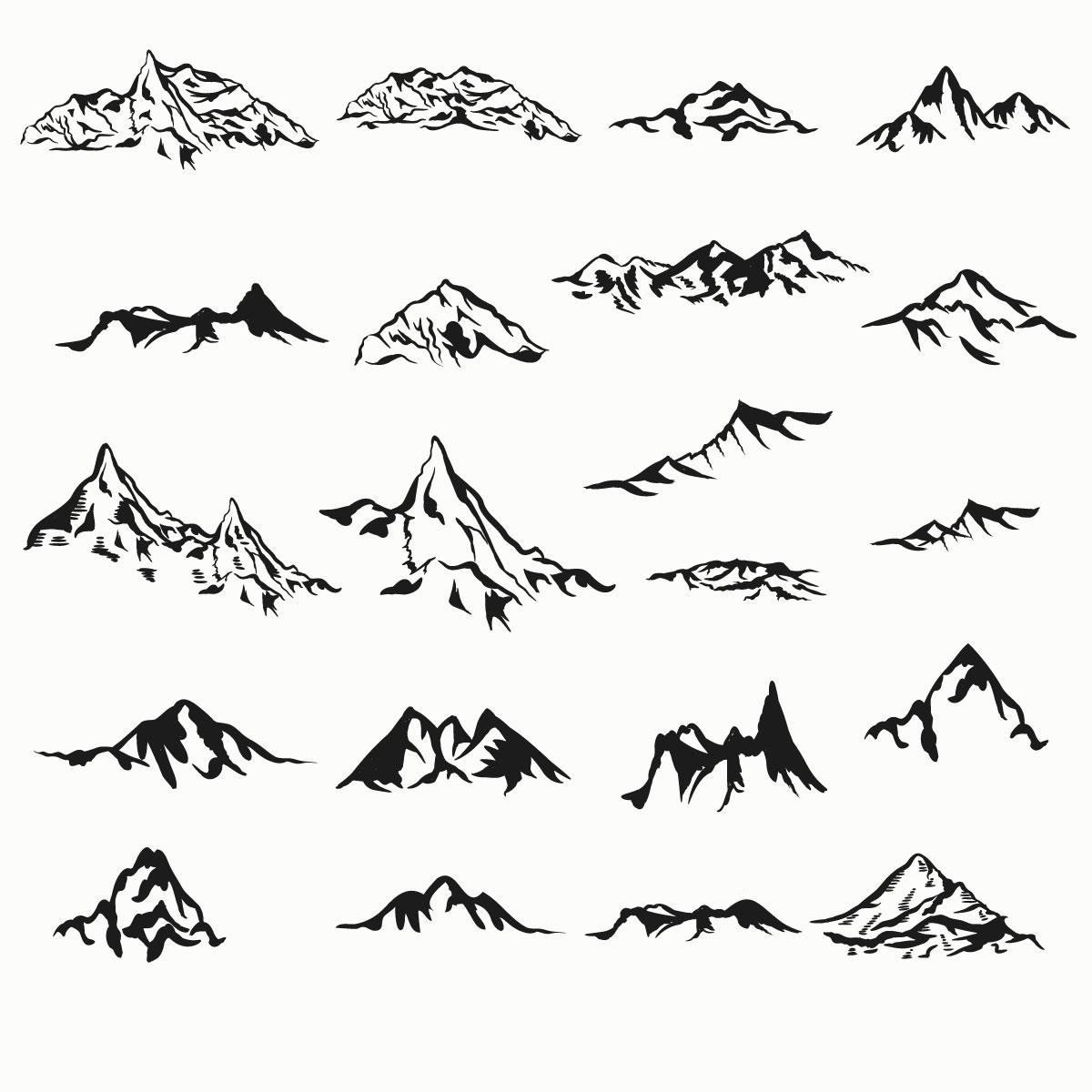 Mountain Pack Ai Llllline
