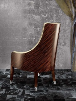 Giorgio Luna collection armchair