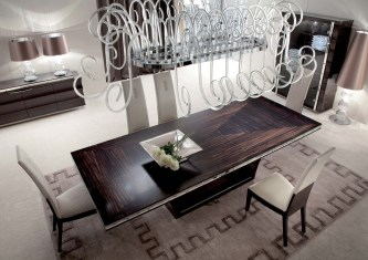 Giorgio Daydream collection dinning room table