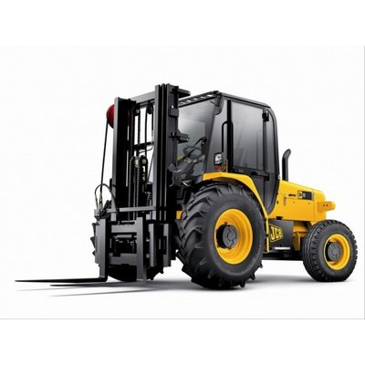 Rough Terrain Forklift Training